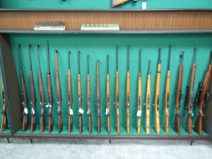 Some of the rifles Zastava produced in the past.