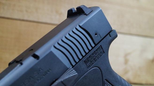 slide-serrations